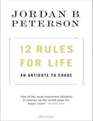 12 Rules for Life An Antidote to Chaos by Jordan B. Peterson (PDF)