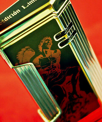 Prometheus God Of Fire Magma X Cigar Torch Lighter Gold Black Lacquer 2017 Xgb