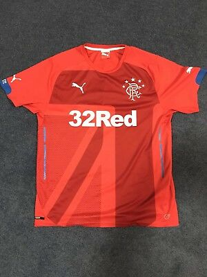 glasgow rangers away shirt