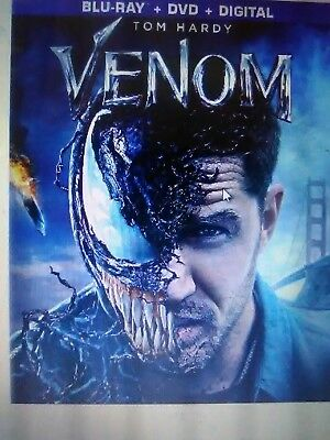 venom bluray only or dvd you choose (read description)preorder 12/18