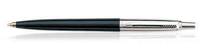 Genuine Parker Jotter Standard Ballpoint Pen Black Body,Stainless Steel Office