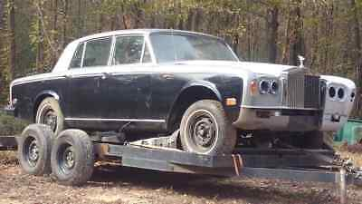 1976 Rolls-Royce Other  1976 Rolls Royce Silver Shadow.Project Car Clean title