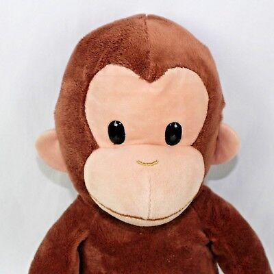 Curious George Stuffed Animal 17 Inches Applause by Russ