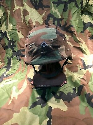 Used U.S. Military PASGT Helmet X-Small for Ground Troops & Parachutists Cover