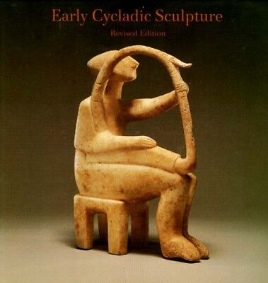Ancient Greece Aegean Islands Early Cycladic Sculpture Sculptor Cyclades 2500 BC