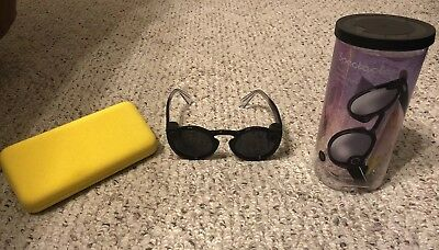 Snapchat Spectacles Model 2 (2018) Onyx w/ Eclipse lens Great Condition
