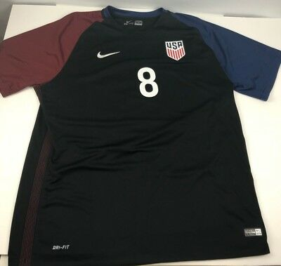 0a3e8c42bed CLINT DEMPSEY TEAM USA HOME Signed Nike Jersey Autographed With COA ...