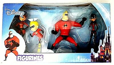Disney Incredibles Figure 4-Pack  Action Figures