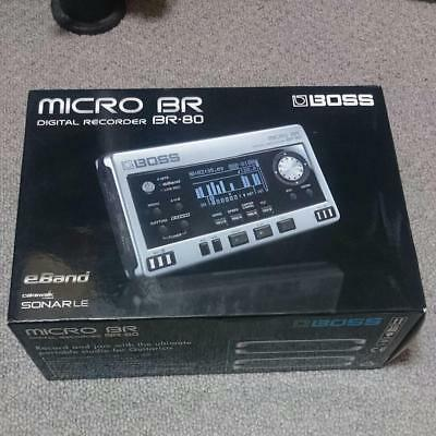 BOSS Micro BR BR-80 Digital Recorder 8 Track Interface from Japan