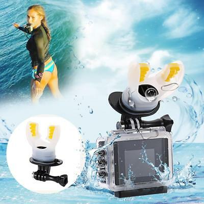 Surf Mouth Mount Dummy Bite Surfing Diving Accessories Sets for GoPro Hero 5/4/3