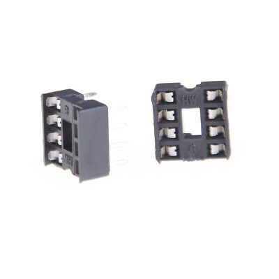 20Pcs/set 8 Pin DIP IC Sockets Adaptor Solder Type Socket CHßß CH
