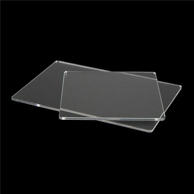 Acrylic Transparent Clay Pottery Sculpture Workbench Pressure Plate Craft New