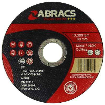 Cutting Disc (Pack of 10)