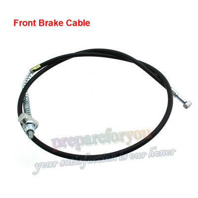 Front Brake Cable For YAMAHA PW50 Y-Zinger 50 PY50 Front Drum Brake