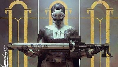 Scourge of the Past Full - Recovery (XB1, PS4, PC) - Destiny 2: Black Armory
