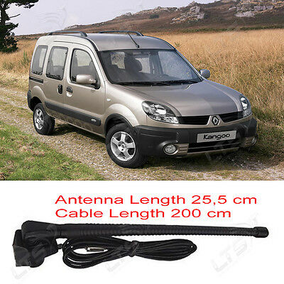 embase antenne de toit renault clio duster kangoo master. Black Bedroom Furniture Sets. Home Design Ideas