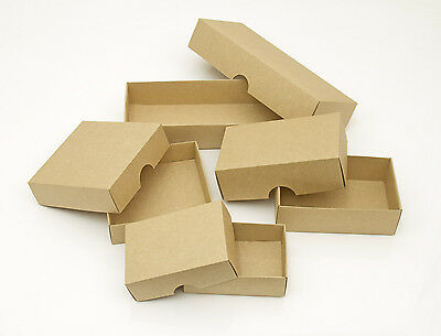 Kraft paper packaging box, Gift Boxes, Paper box, Wedding Gift Box Craft Jewelry