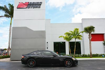 2017 Maserati Gran Turismo Sport 2017 GRANTURISMO SPORT - ONLY 8,000 MILES - RARE COLORS - LOADED WITH OPTIONS