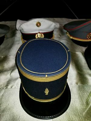 Vintage Foreign Police Hats
