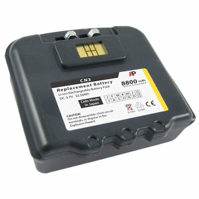 Replacement Battery for Intermec/Norand CN3&CN4 Scanners. 8800mAh Ultra Extended