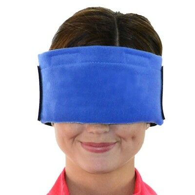 Soft Gel Ice Pack for Eyes and Migraines by Cool Relief