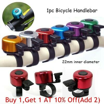 Rings Horn Sound Alarm Safety Bike Bell Metal Ring Cycling Bicycle Handlebar