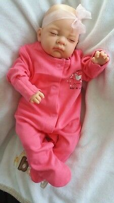 Reborn Baby - Lifelike Doll - Girl Or Boy - Painted Hair - Made To Order
