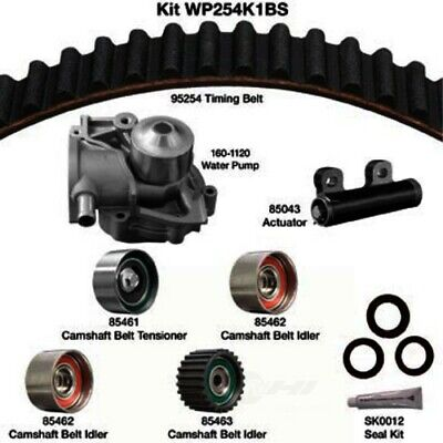 Dayco Engine Timing Belt Kit with Water Pump WP304K1C