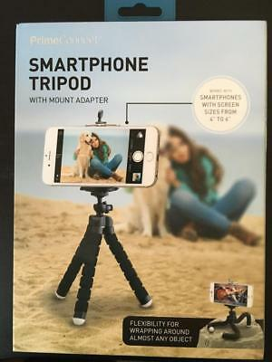 Portable Octopus Flexible Tripod Stand for Smartphone Camera