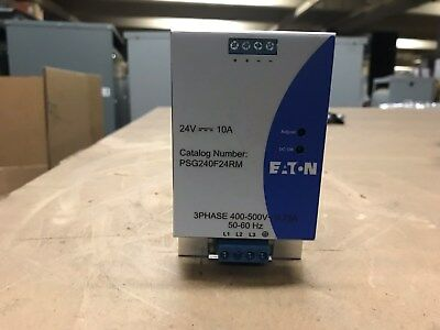 Eaton PSG240F24RM Power Supply