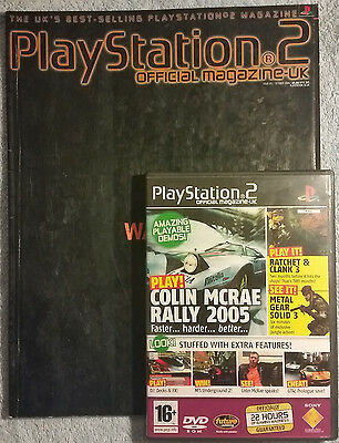 Official Playstation 2 Magazine #51 - October 2004 with Demo Disc - OPSM2