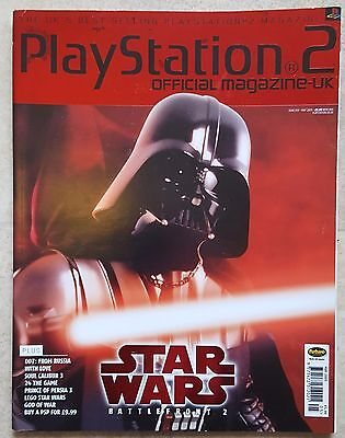Official Playstation 2 Magazine #59 - May 2005 - OPSM2