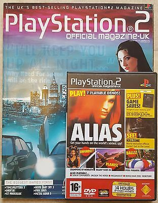 Official Playstation 2 Magazine #47 - June 2004 with Demo Disc - OPSM2