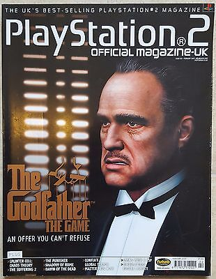 Official Playstation 2 Magazine #56 - February 2005 - OPSM2