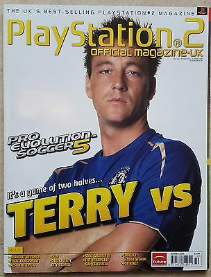 Official Playstation 2 Magazine #64 - October 2005 - OPSM2
