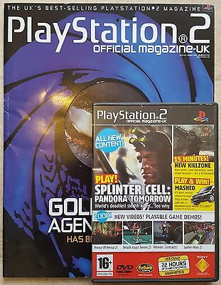 Official Playstation 2 Magazine #49 - August 2004 with Demo Disc - OPSM2
