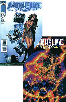 Witchblade Issues #31 and #32