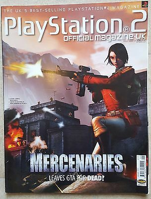 Official Playstation 2 Magazine #55 - January 2005 - OPSM2