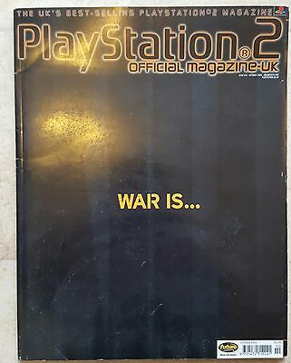 Official Playstation 2 Magazine #51 - Occtober 2004 - OPSM2
