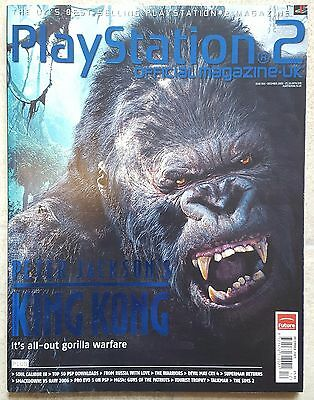 Official Playstation 2 Magazine #66 - December 2005 - OPSM2