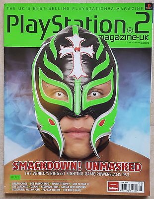 Official Playstation 2 Magazine #72 - May 2006 - OPSM2
