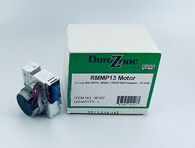 DuroZone RM-MP13  Replacement Damper Motor #35107