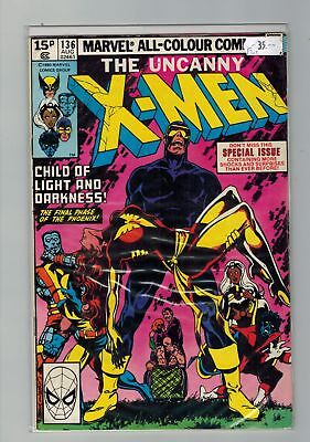 Uncanny X-Men (1963) # 136 UK PRICE VARIANT (6.5-FN+) (432696)