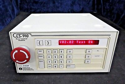 Particle Measuring Systems Inc CLS-910 Base Control Module