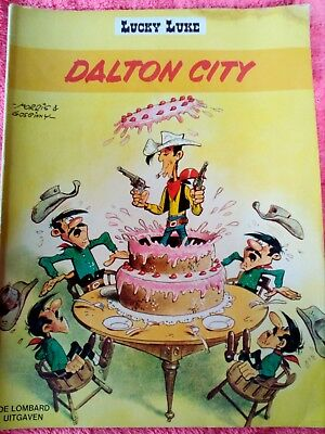 Strips /  Lucky Luke Dalton City  (Morris & Goscinny)