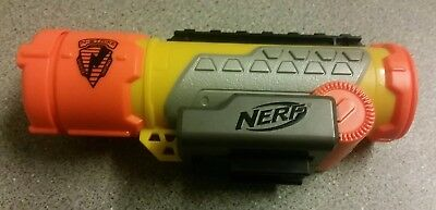 Nerf N-Strike Element Tactical Rail Scope with Flip Lens Rare.