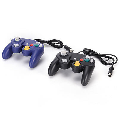 Wired Shock Video Game Controller Pad for Nintendo GameCube GC & Wii Gift X ZOßß