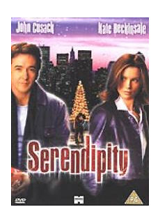 Serendipity (DVD, 2002) Disc Only