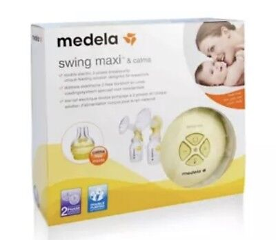 Medela Swing Maxi Breast Pump with Double Pump-Set