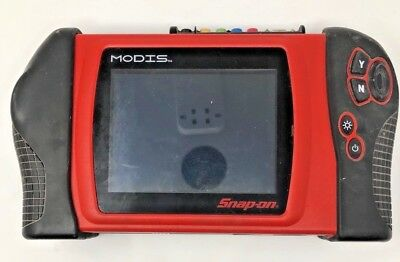 Snap-On Car Scanner Modis EEMS300ST W/Case  & Accessories